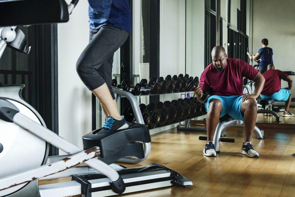 Como faço para me exercitar após a cirurgia bariátrica?